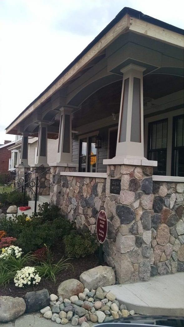 Split Fieldstone Natural Stone Veneer Exterior