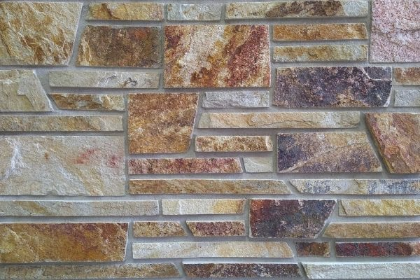 Appalachian Ledge Natural Thin Stone Veneer