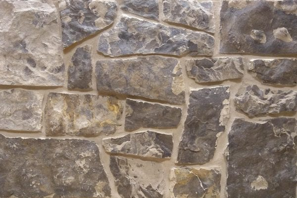 Arctic Natural Thin Stone Veneer