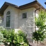 Athens Natural Stone Veneer Residential