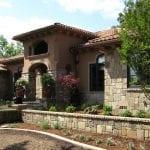 Biltmore Natural Stone Veneer Residential Exterior