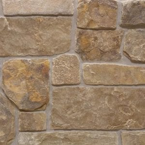 Biltmore Tumbled Natural Thin Stone Veneer