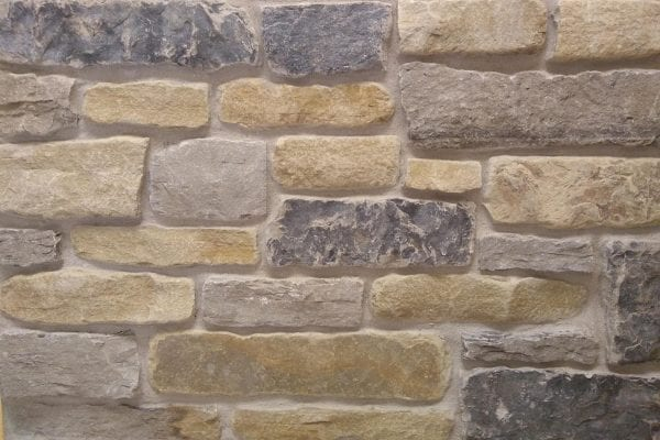 Cascade Natural Thin Stone Veneer