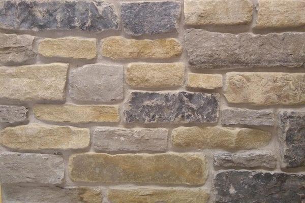 Cascade Natural Thin Stone Veneer