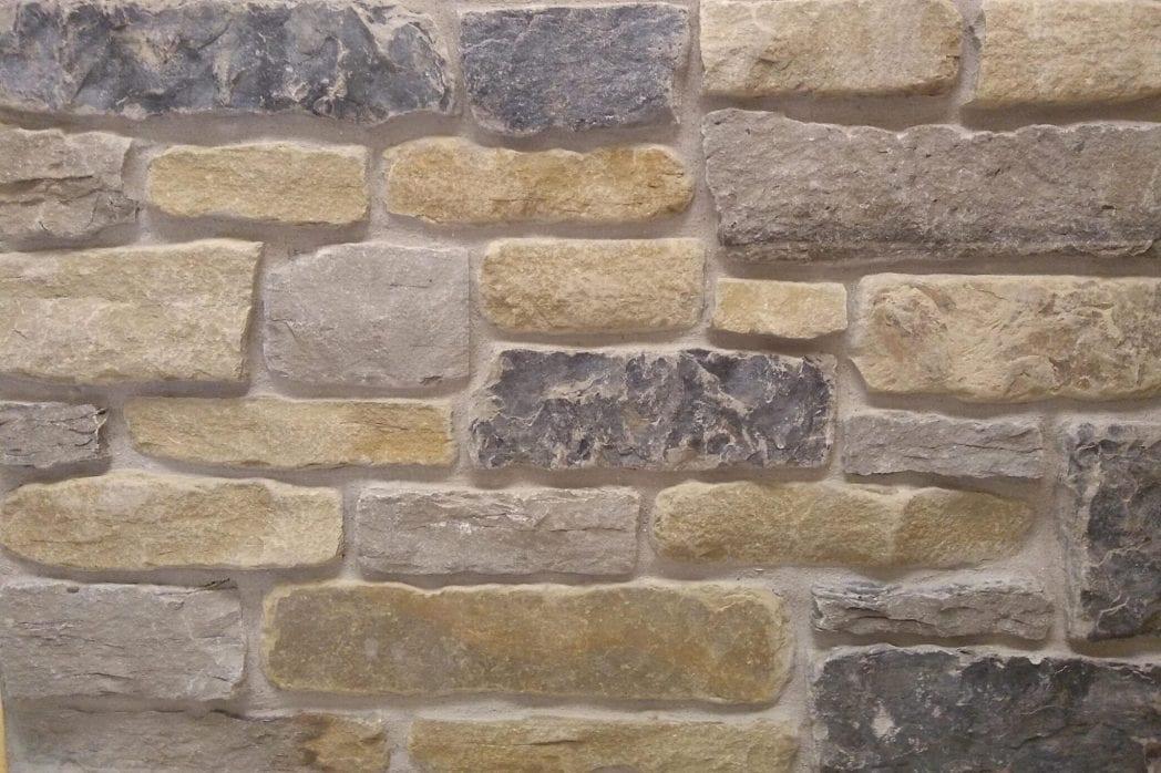 Stone Thin Natural Veneer: Cascade - Natural Thin Stone Veneer
