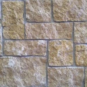 Castle Ridge Natural Thin Stone Veneer
