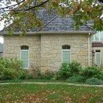 Castle Ridge Natural Thin Stone Veneer Residential Exterior