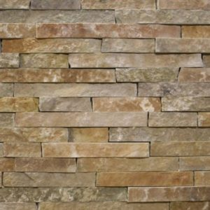 Door County Ledge Natural Thin Stone Veneer