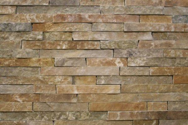 Door County Ledge Natural Thin Stone Veneer