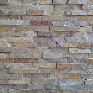 Copper Ledge Natural Thin Stone Veneer
