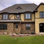 Denali Natural Stone Veneer Home Exterior