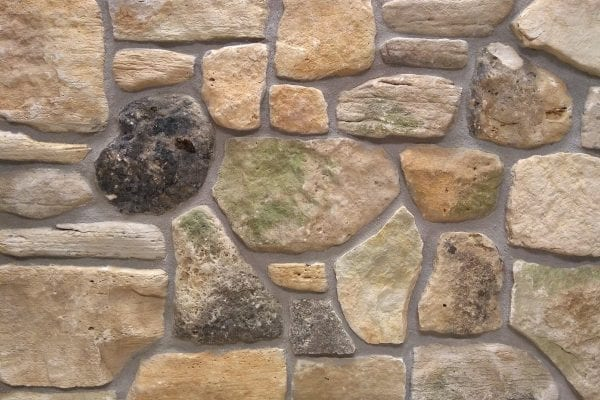 Door County Fieldstone Natural Stone Veneer