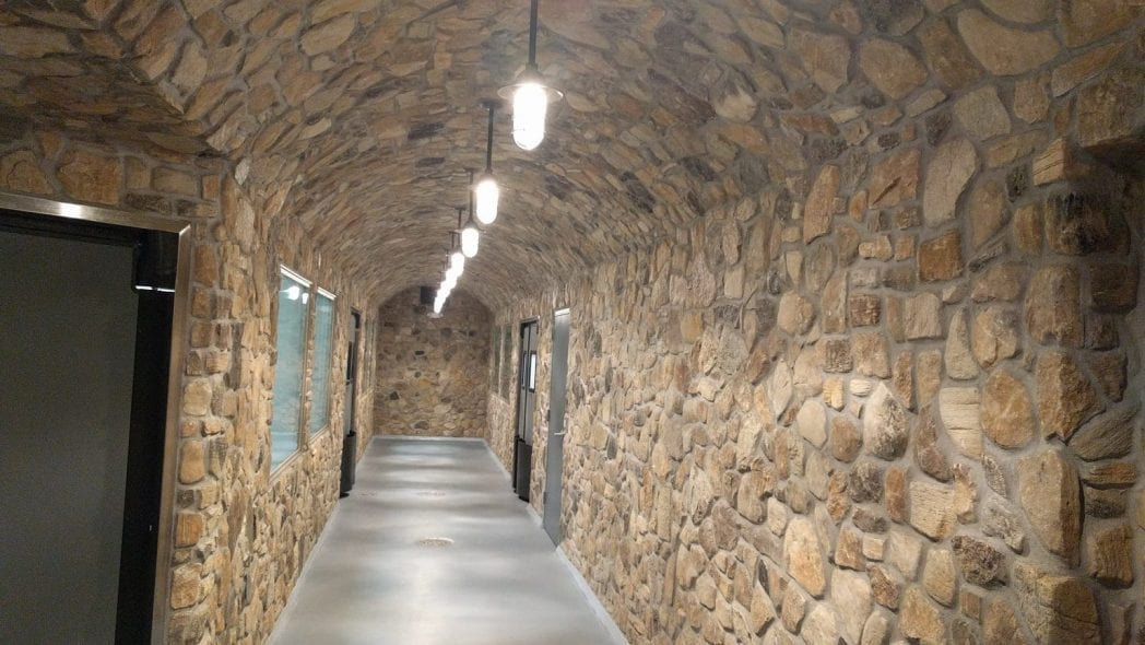 Door County Fieldstone Cellar
