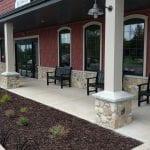 Door County Fieldstone Natural Stone Veneer Exterior