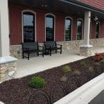 Door County Fieldstone Natural Stone Veneer Commercial Exterior