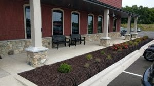 Door County Fieldstone Natural Stone Veneer Commercial Exterior