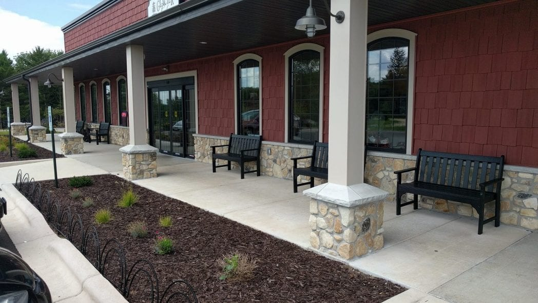 Door County Fieldstone Natural Stone Veneer Exterior