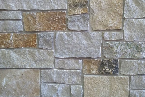 English Tudor Natural Thin Limestone Veneer