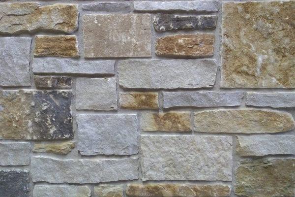 Fish Creek Wisconsin Limestone Thin Veneer