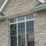 Harbor Springs Real Limestone Veneer Close Up