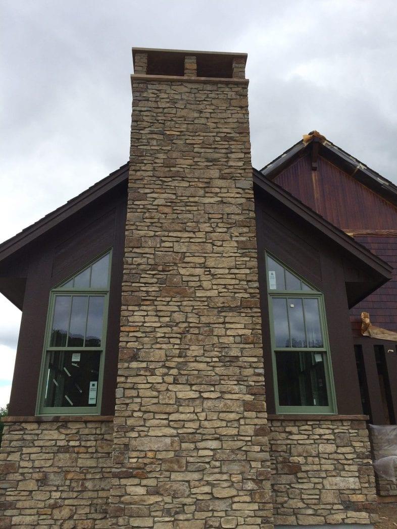 Heritage Natural Stone Veneer Exterior