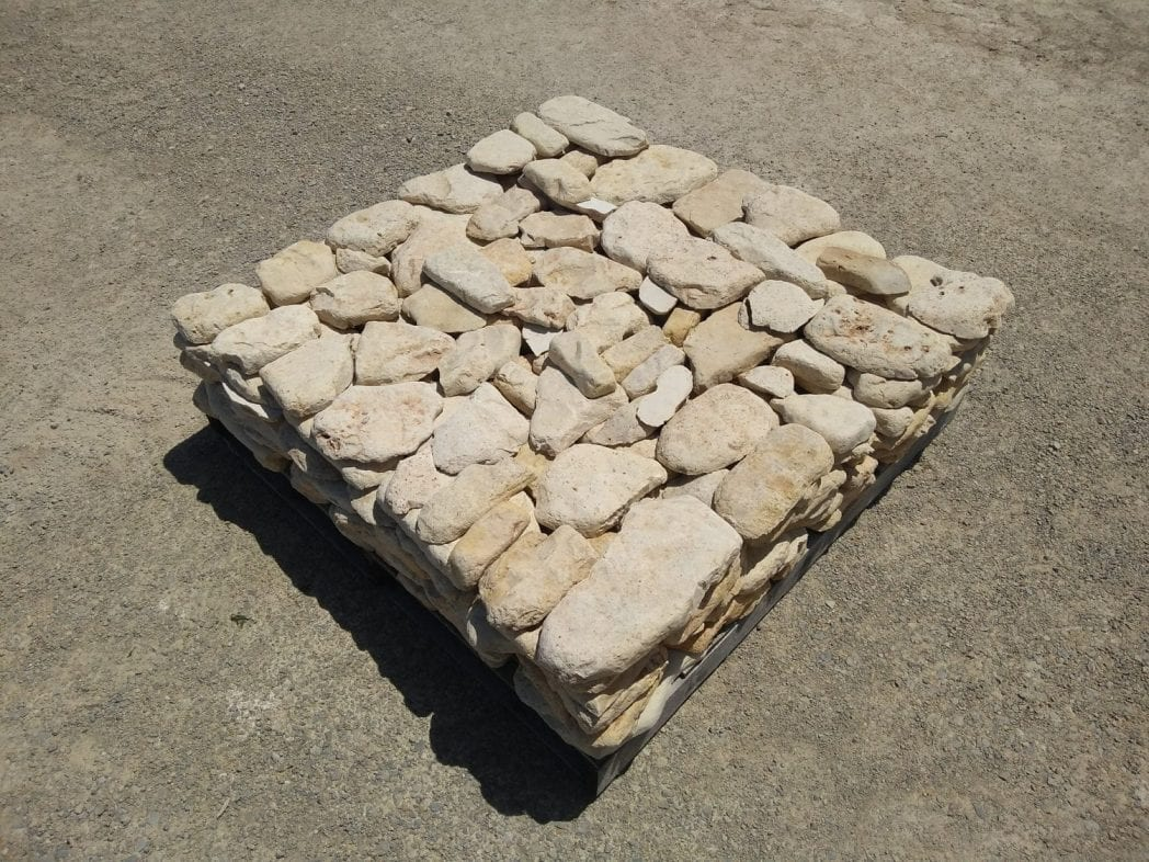 Door County Beachstone Natural Stone Veneer Flats