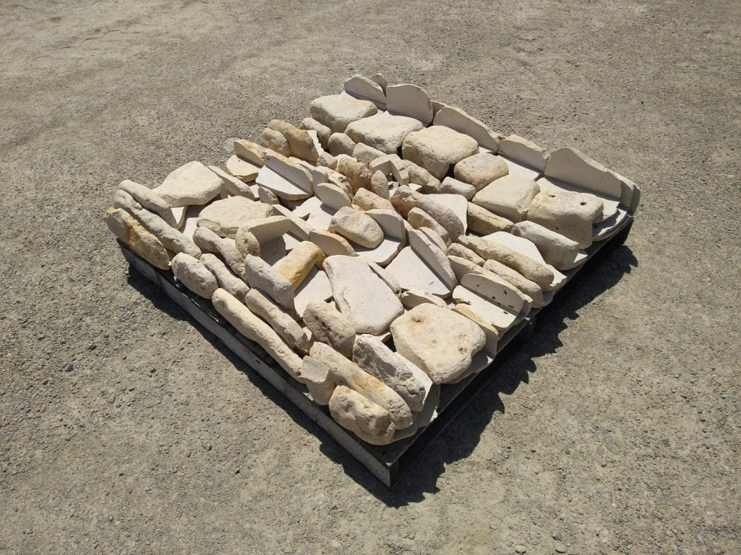 Door County Beachstone Natural Stone Veneer Corners