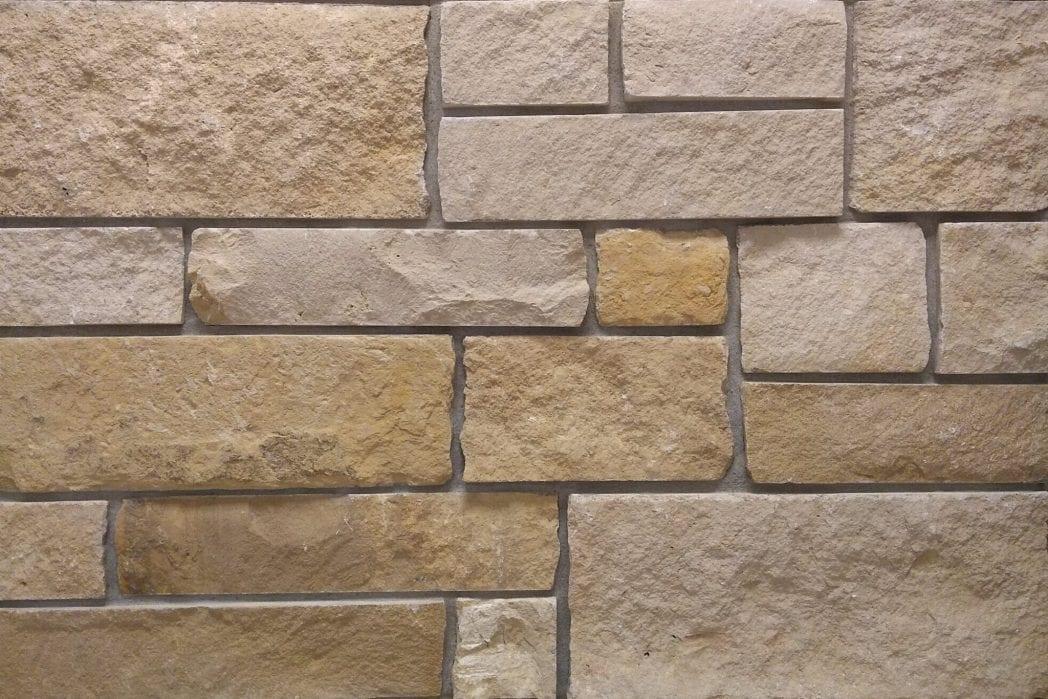 Thin Brick Veneer Stone Natural Thin Stone: Lueders - Natural Thin Stone Veneer