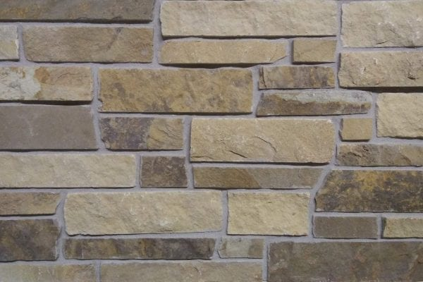 Mahogany Natural Thin Stone Veneer