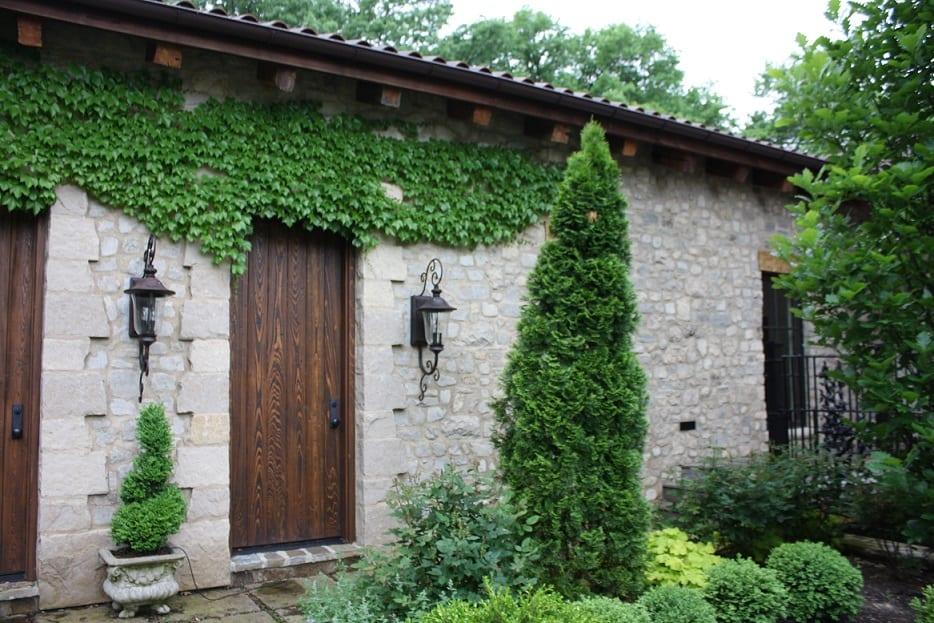 Malahide Natural Thin Stone Veneer Wall