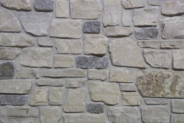 Malahide Tumbled Natural Thin Stone Veneer