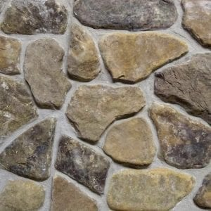 Manitowish Cobble Natural Thin Stone Veneer