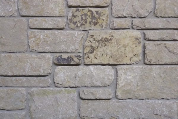 Oxford Thin Cut Real Stone Veneer for Exterior Masonry