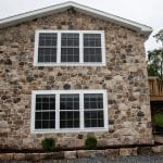 Pioneer Natural Stone Veneer Residential Exterior