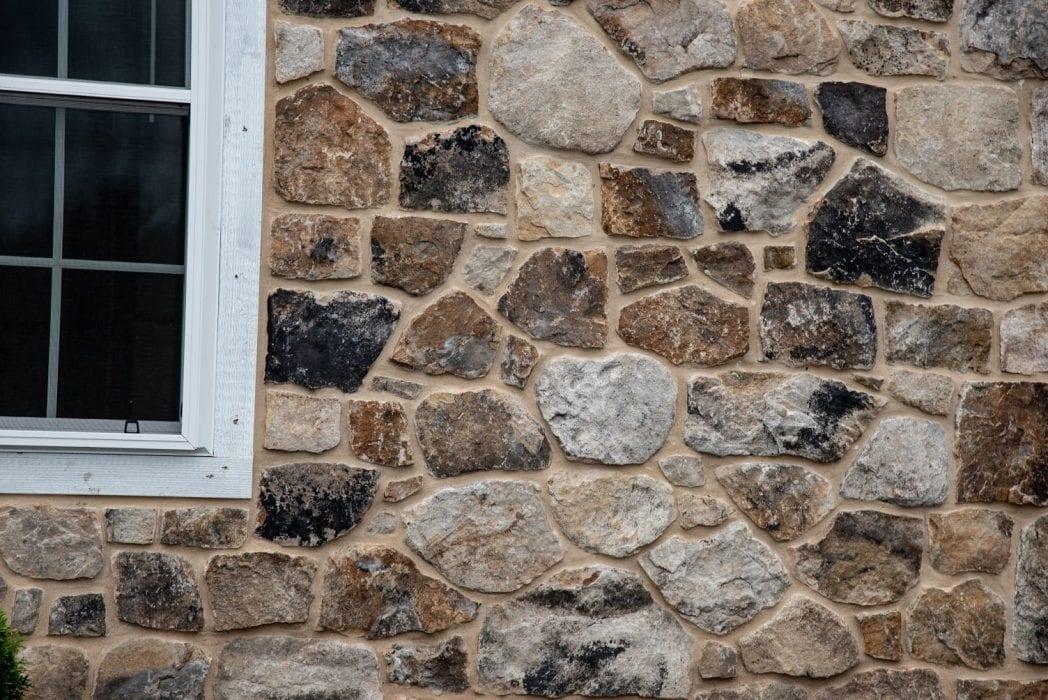 Pioneer Real Stone Veneer Exterior