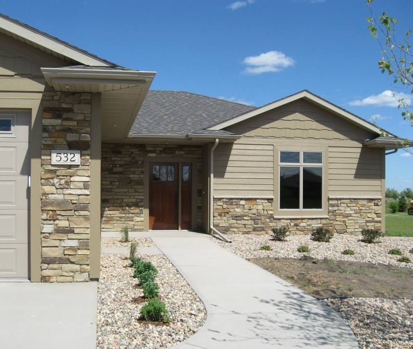 Mayfair Natural Thin Stone Veneer Exterior