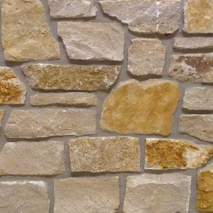 Rustic Bay Natural Thin Stone Veneer