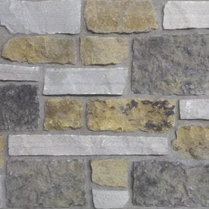 Rustic Ridge Natural Thin Limestone Veneer