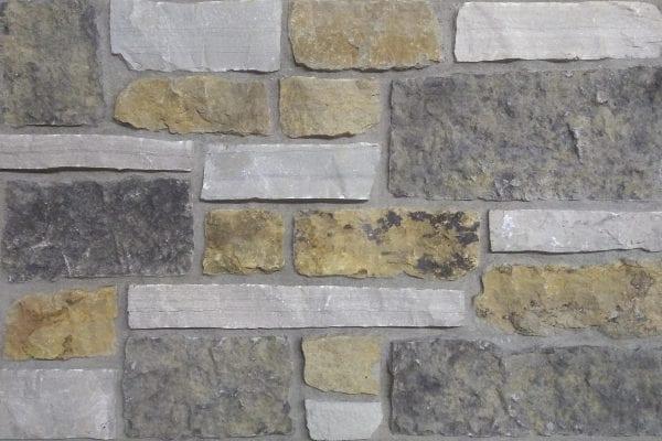 Rustic Ridge Natural Thin Limestone Veneer
