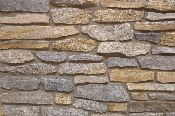 Sierra Natural Thin Stone Veneer