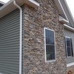 Sierra Natural Thin Stone Veneer Residential Exterior Drystack