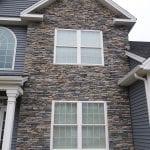 Sierra Thin Stone Veneer Exterior Drystack