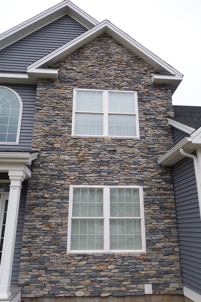 Sierra Thin Stone Veneer Exterior