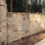 Sister Bay Natural Stone Veneer Exterior Wall
