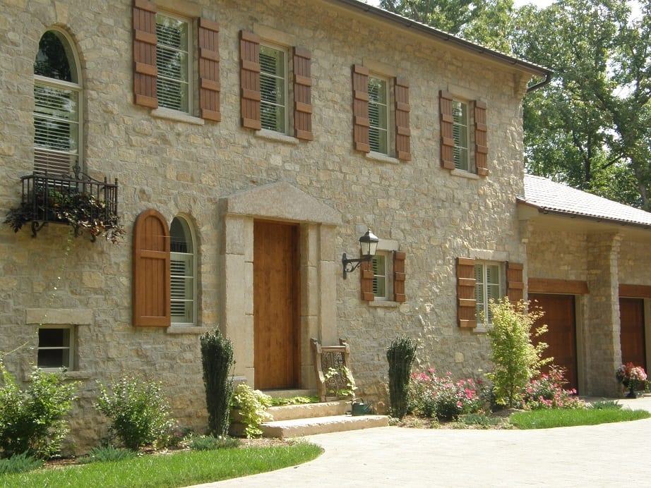 Tuscan Antique Natural Thin Stone Veneer