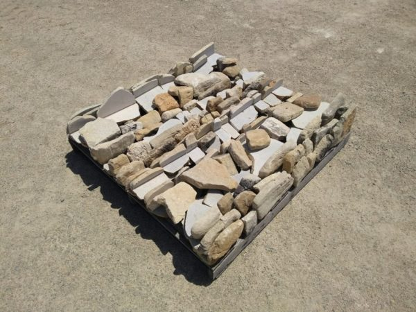Door County Fieldstone Natural Stone Veneer Corners