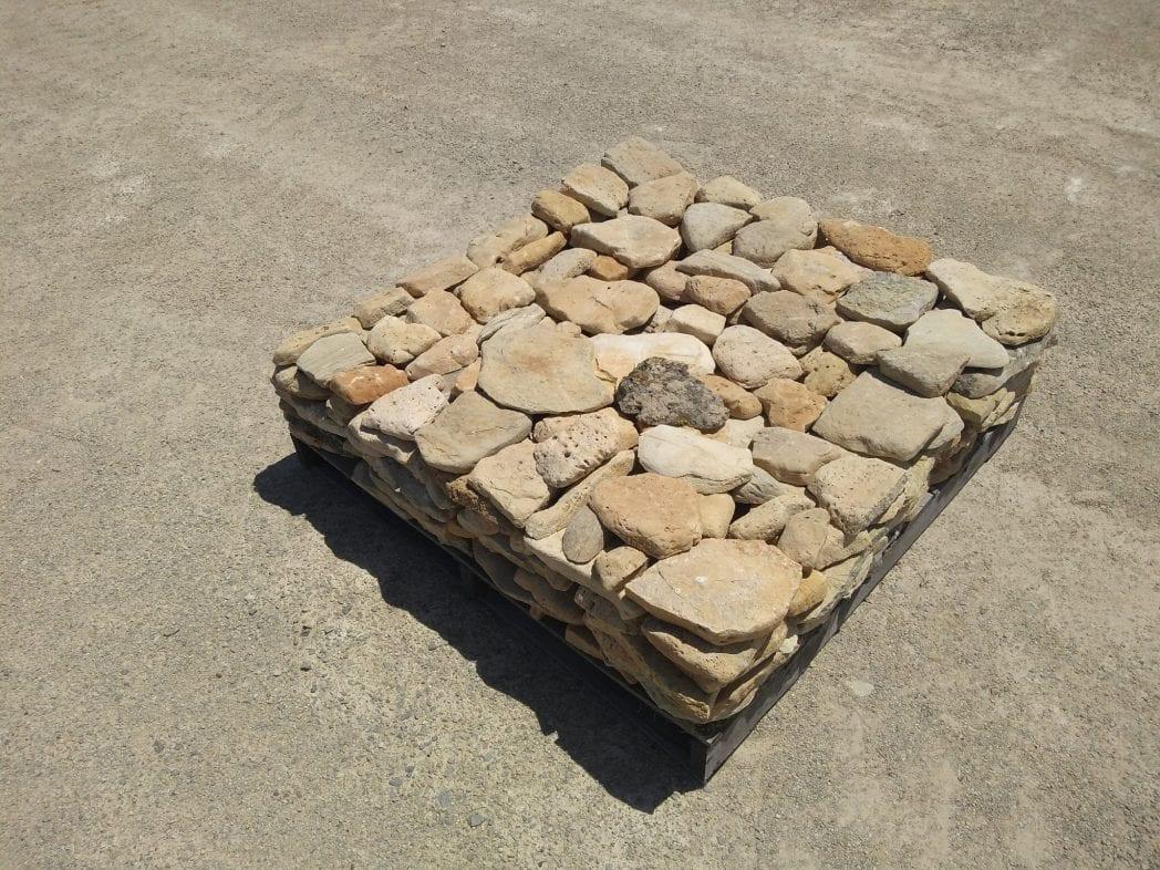 Door County Fieldstone Natural Stone Veneer Flats