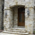 Belvedere Natural Thin Veneer  Entry