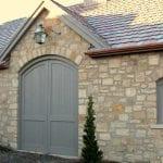 Belvedere Natural Thin Stone Veneer Exterior Masonry
