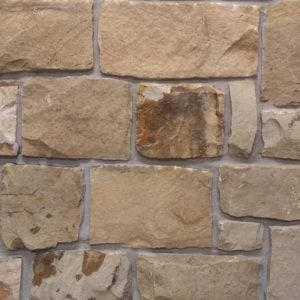 Asheville Natural Stone Veneer